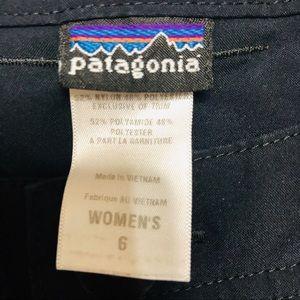 Patagonia Pants - Patagonia outdoor black nylon pants